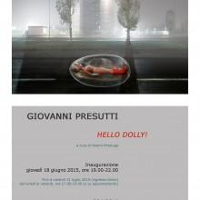 16/06/2015 - Hello Dolly! alla galleria Gallerati