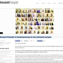 21/09/2015 - MALEDETTI FOTOGRAFI intervista Giovanni Presutti