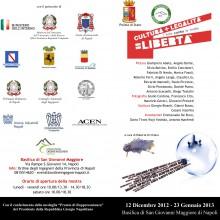 07/12/2012 - Cultura+Legalità uguale Libertà, l'arte contro le mafie