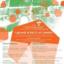 13/01/2015 -  I Giovedì di B.A.C.O. al castello di Piombino
