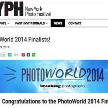 25/09/2014 - Giovanni Presutti finalista al New York photofestival