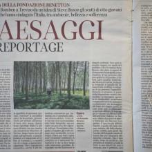 25/10/2018 - Corriere del Veneto - Domenica 18 novembre 2018