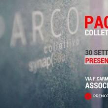 24/09/2016 - Presentazione di PARCO all'associazione fotografica SHOOT