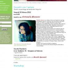 29/03/2012 - Savignano immagini - Incontri con l'autore