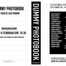 26/01/2016 - DUMMY PHOTOBOOK - GALLERIA CERIBELLI Bergamo