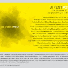 20/09/2014 - Synap(see) in mostra al Sifest#23