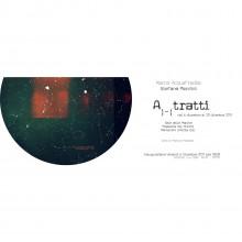06/12/2013 - A_TRATTI - Marco Acquafredda e Stefano Parrini in mostra a Monteroni d'Arbia (SI)