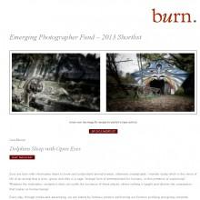 09/09/2013 - Sara Munari su BURN Magazine