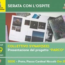 14/05/2016 - Presentazione di PARCO al Fotoclub Il Bacchino