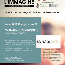 12/05/2015 - Oltre l'immagine  Calenzano PhotoMeeting