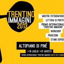 11/07/2013 - Costruire un racconto per immagini  - TRENTINO IMMAGINI 2013