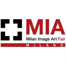 18/05/2014 - Emuse e Giovanni Presutti insieme al MIA Milan Image Art Fair