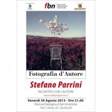 22/08/2013 - Serata d'Autore con STEFANO PARRINI