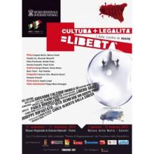 17/11/2011 - Cultura+Legalita' uguale Liberta' -  In mostra contro la mafia a Torino