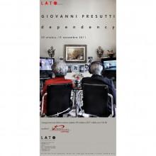 25/10/2011 - Dependency alla galleria LATO di Prato